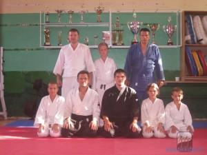 Учебно-тренировочные занятия в секции города Кропоткина 17-18 августа 2013