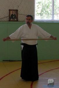 Семинар Айкидзюдзюцу под руководством В.А.Скрылёва 17-19 октября 2014 года в г.Пятигорске.
